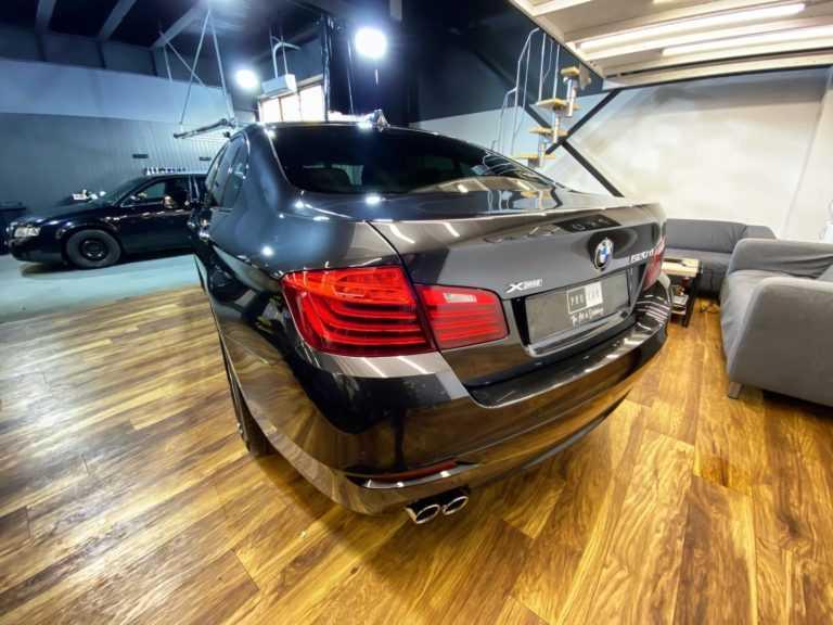 BMW 5 do wynajęcia na wesela