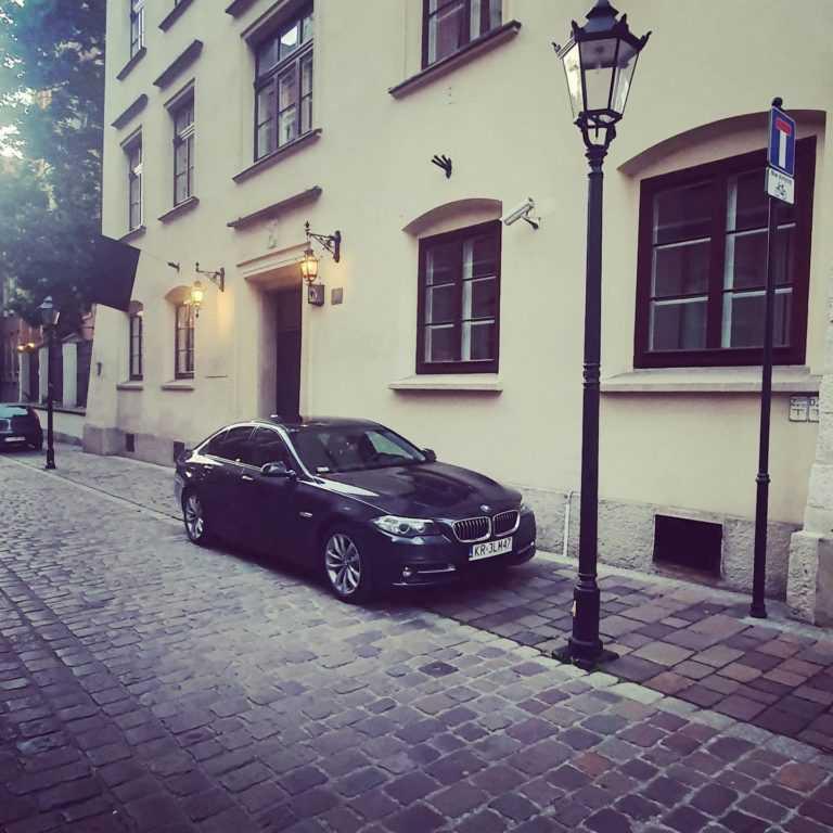 Wynajem BMW F10