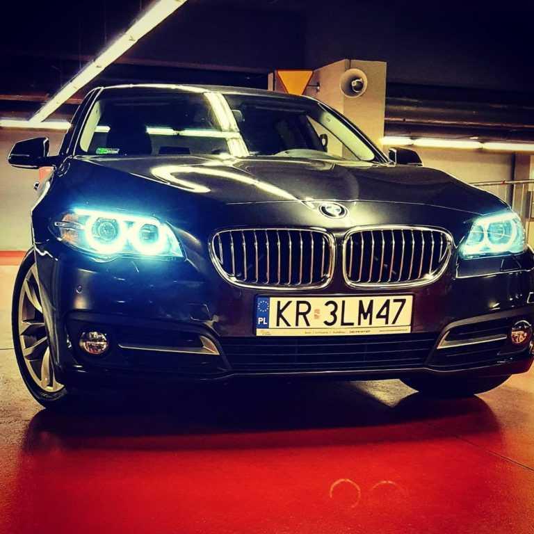 BMW F10 do slubu